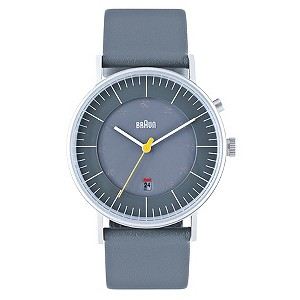 Braun men's grey strap watch - Product number 9338934