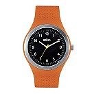 Braun men's orange rubber strap watch - Product number 9339124