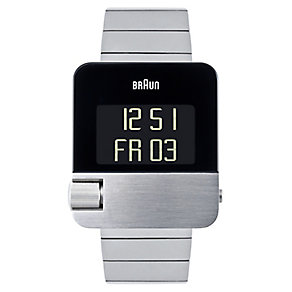 Braun stainless steel bracelet watch - Product number 9339175