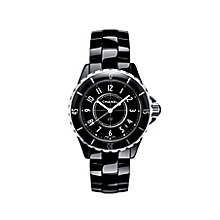 Chanel J12 Black Ceramic Bracelet Watch - Product number 9339337