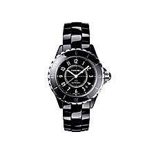 Chanel J12 Black Ceramic Bracelet Watch - Product number 9339345