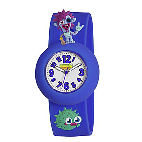 Moshi Monsters Zommer Blue Strap Watch - Product number 9343830