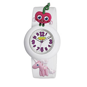 Moshi Monsters Luvli White Strap Watch - Product number 9343865
