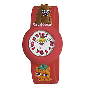 Moshi Monsters Furi Red Strap Watch - Product number 9343873