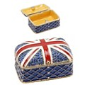 Treasure Trinkets Union Jack Box - Product number 9351175
