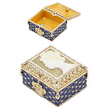 Treasure Trinkets Postage Stamp Box - Product number 9351205