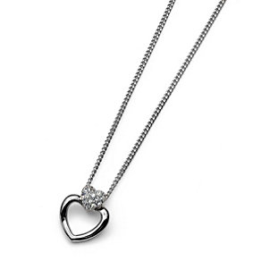 Oliver Weber Heart & Crystal Heart Pendant - Product number 9358757