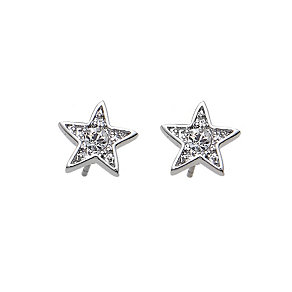 Oliver Weber Crystal Star Stud Earrings - Product number 9358781