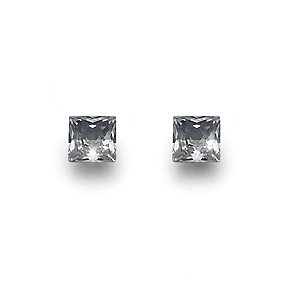 Oliver Weber Crystal Square Stud Earrings - Product number 9358846