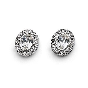 Oliver Weber Vintage Crystal Stud Earrings - Product number 9358900