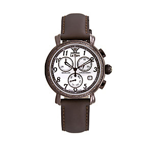 Le Vian brown strap watch - Product number 9363440