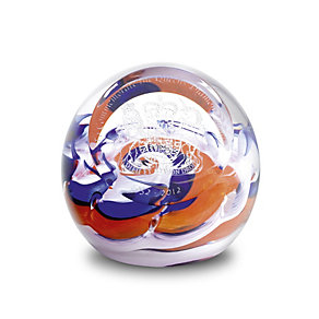 Jubilee Glass Paperweight - Product number 9364021