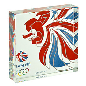 London 2012 Team GB Gift Block - Product number 9364102