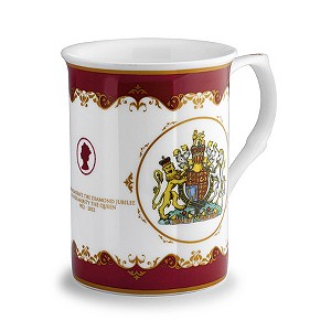 Exclusive Diamond Jubilee Commemorative Mug - Product number 9364145