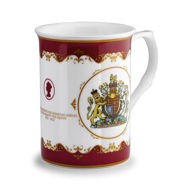 Exclusive Diamond Jubilee Commemorative Mug - Product number 9364145