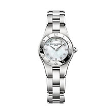 Baume & Mercier Linea Mini ladies' diamond bracelet watch - Product number 9383042