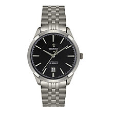 Dreyfuss & Co stainless steel automatic bracelet watch - Product number 9388656