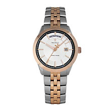 Dreyfuss & Co two colour bracelet watch - Product number 9388664