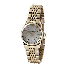 Dreyfuss & Co gold-plated bracelet watch - Product number 9388672