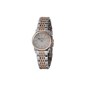 Dreyfuss & Co ladies' two colour bracelet watch - Product number 9388680