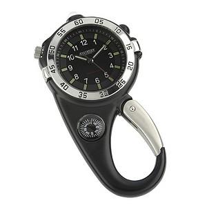 Jean Pierre Black Adventure Watch - Product number 9390898