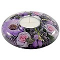 Special Memories Mini Fashion Flower Candle Holder - Product number 9406158