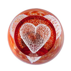 Special Memories Red Heart Paperweight - Product number 9406174