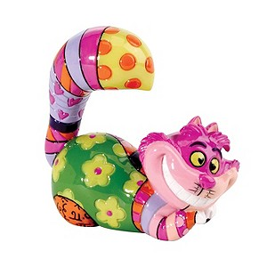 Disney Britto Cheshire Cat Figurine - Product number 9406468