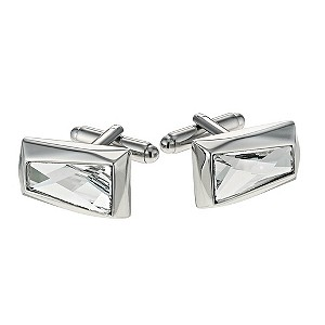 Simon Carter clear crystal cufflinks - Product number 9407820