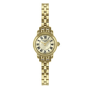 Rotary ladies' gold-plated bracelet watch - Product number 9411909