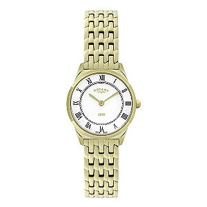 Rotary ladies' gold-plated bracelet watch - Product number 9412964
