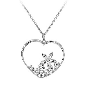 Hot Diamonds silver open heart diamond pendant - Product number 9413219