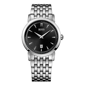 Hugo Boss men's stainless steel bracelet watch - Product number 9413316