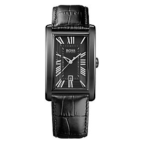 Exclusive Hugo Boss black strap watch - Product number 9413367