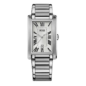 Hugo Boss men's stainless steel bracelet watch - Product number 9413383