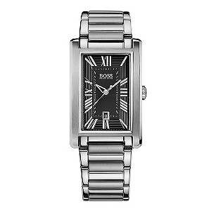 Hugo Boss men's stainless steel bracelet watch - Product number 9413391
