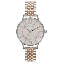 Olivia Burton Wonderland Ladies' Two Colour Bracelet Watch - Product number 9418067