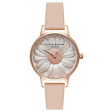 Olivia Burton 3D Daisy Ladies' Rose Gold Plated Watch - Product number 9419101