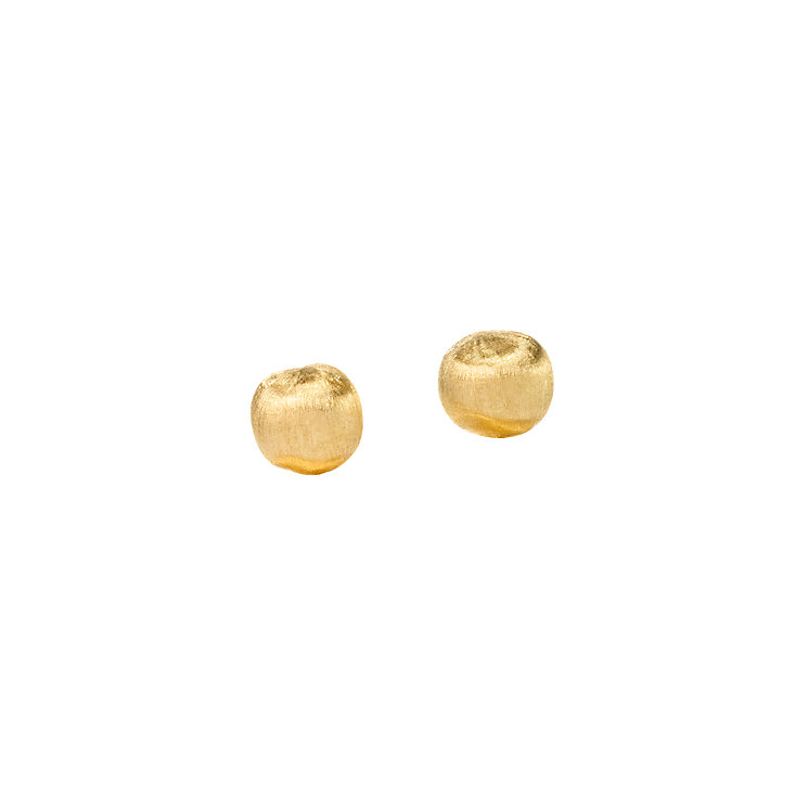 Marco Bicego Africa Gold 18ct gold stud earrings - Product number 9420916