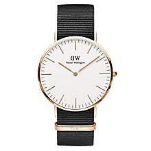 Daniel Wellington Classic Cornwall Men's Watch - Product number 9428909