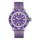 Nautica men's purple jelly strap watch - Product number 9431918