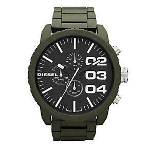 Diesel Men's Green Bracelet Watch - Product number 9435336