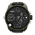 Diesel Men's Large Black Chronograph Watch - Product number 9435352