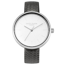 Daisy Dixon Mischa Ladies' Grey Strap Watch - Product number 9436723