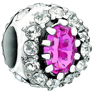 Chamilia Silver Pink Royal Bead - Product number 9436871