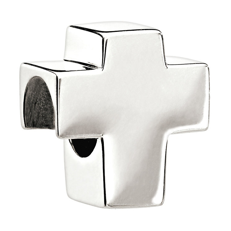 Chamilia Silver Cross Bead - Product number 9436952
