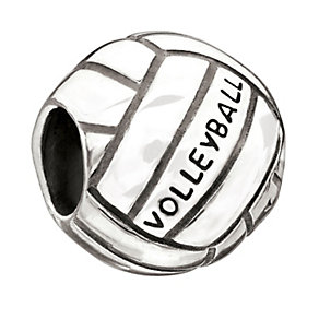 Chamilia Silver Volleyball Bead - Product number 9436995