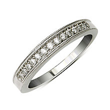 Perfect Fit 18ct White Gold Diamond Eternity Ring - Product number 9437169