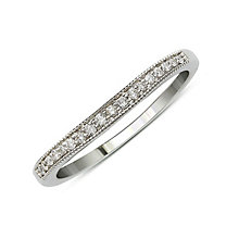 Perfect Fit 18ct White Gold Diamond Eternity Ring - Product number 9437290