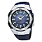 Lorus Sports Men's Navy Rubber Strap Watch - Product number 9437703